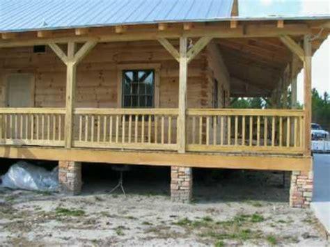cracker style log homes cracker style log homes sawgrass youtube