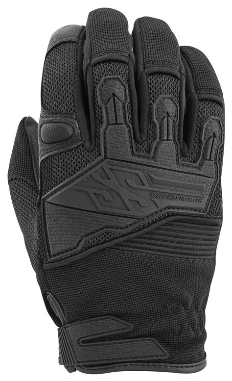 Speed and Strength Hammer Down Gloves - RevZilla