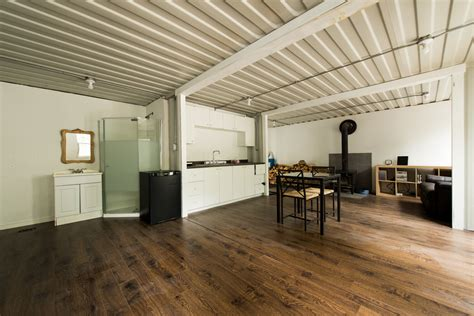 house amenities this excellent shipping container home was built for less