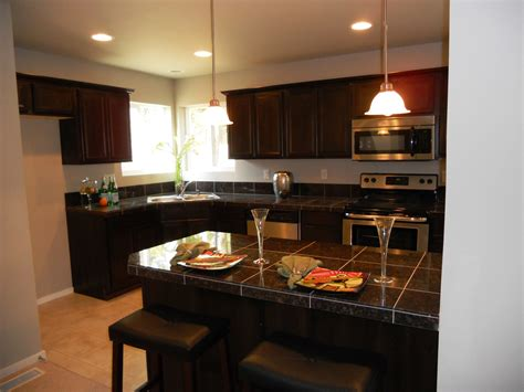 model home new kitchen design regent homes
