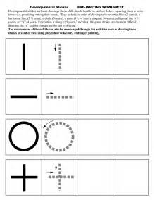 9 best images of pre writing skills printable worksheet