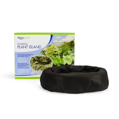 aquascape plant aquascape floating plant island mpn 89006 best prices on everything for ponds and