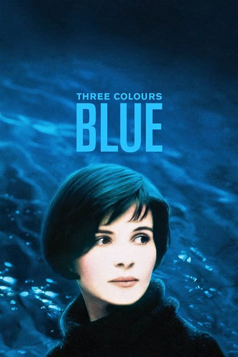 film blue original three colors blue 1993 posters the movie database