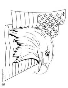 coloring pages bald eagle 4th of july coloring pages bald eagle and us flag