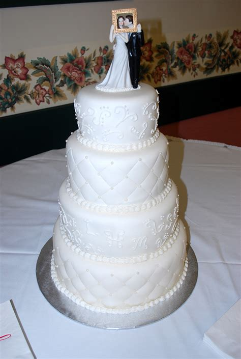 New Four Tier Wedding Cake Cake Portfolio Wedding Cakes By