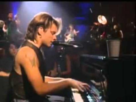 Bed Of Roses Bon Jovi by Bon Jovi Bed Of Roses An Evening With Bon Jovi Vhs