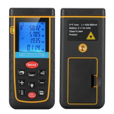 wholesale hand held laser distance measurer from china