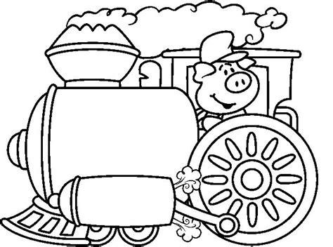 imagenes infantiles para colorear de trenes transportes por tierra para colorear escuela en la nube
