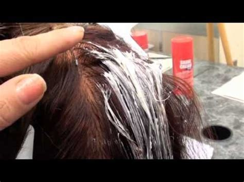 chemical relaxer and colour grey hair for blacks state board virgin relaxer demo and retouch for