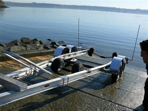 fishing boat trailer plans | plan make easy to build boat