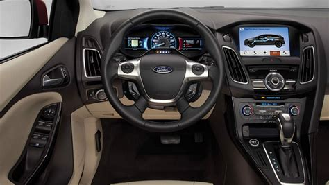 Ford Focus Interior by 2017 Ford Focus Electric 115 Of Range For 29 120