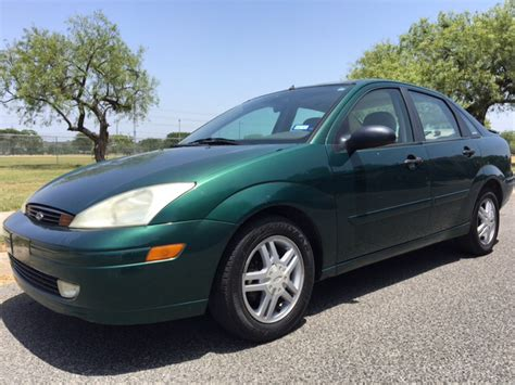 2001 ford focus se 2001 ford focus se 4dr sedan in san antonio tx car lot