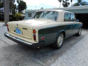 1980 Rolls Royce 1980 Rolls Royce Silver Shadow Pictures Cargurus
