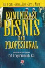 Korespondensi Bisnis Profesional Buku Erlangga toko buku rahma komunikasi bisnis dan profesional