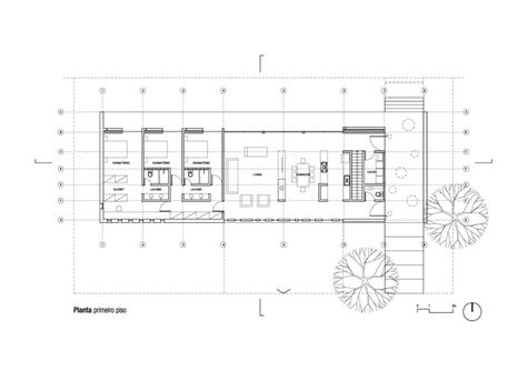 modern bungalow floor plans floor plan modern bungalow in bento gon 231 alves brazil