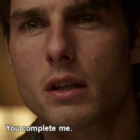 movie quotes you complete me 4378 best tom cruise you complete me images