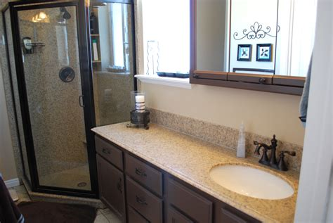 bathroom makeover creations by kara - Bathroom Makeover Photos