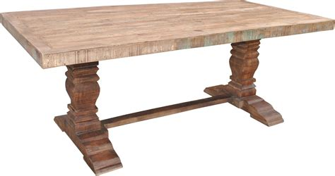 jaipur dining table jaipur furniture guru vintage pedestal dining table