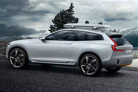 volvo xc coupe new volvo concept xc coupe previews next xc90 pictures