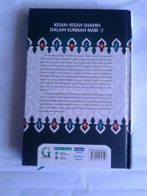 Buku Islam Kisah Shahih Para Nabi 3 Jilid buku kisah kisah shahih dalam sunnah nabi