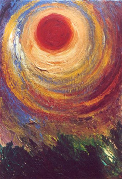 mi illumino di immenso autore franco gotta galleria quadri espressionisti pittura