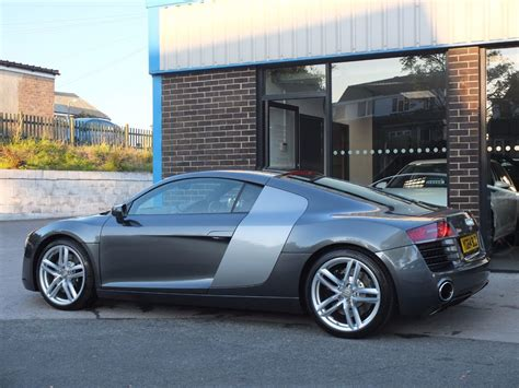 audi r8 v8 coupe used audi r8 coupe 4 2 fsi v8 quattro s tronic 430ps for