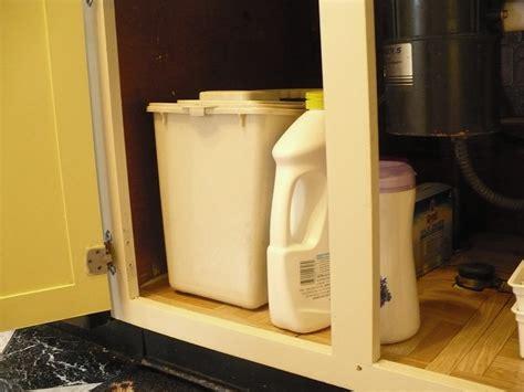 under sink compost bin non toxic cleaners under sink organization a