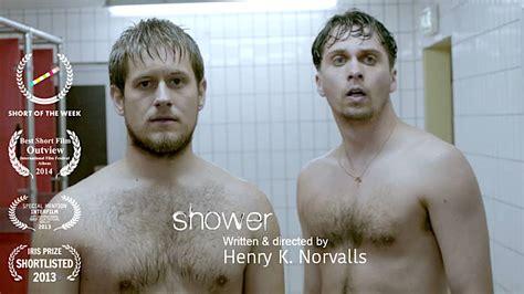 gay bathroom play shower on vimeo