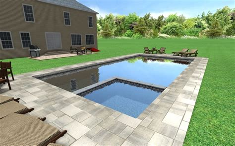 pool designs  fronheiser pools