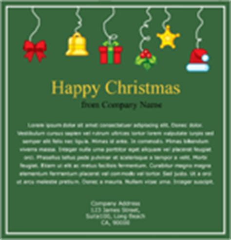 happy holidays email card template happy holidays email templates