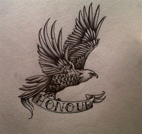 tattoo eagle drawing eagle tattoo design by onichollsart on deviantart