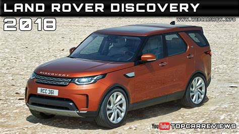 Blockers Release Date Philippines 2018 Land Rover Discovery Review Rendered Price Specs Release Date