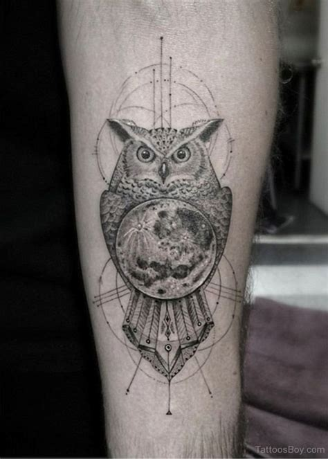 owl forearm tattoo owl tattoos designs pictures page 5