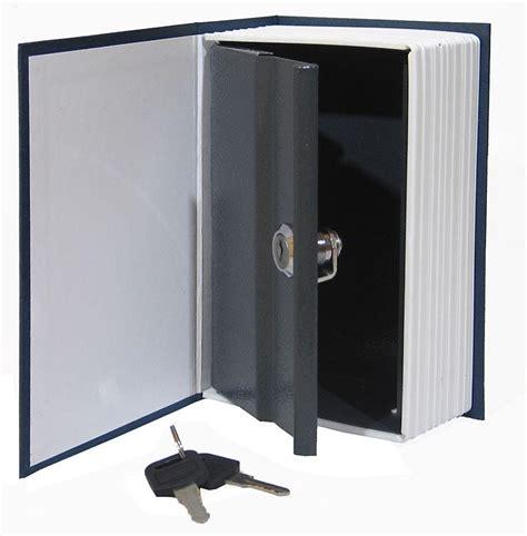cassetta di sicurezza libro cassaforte dizionario grigio cassetta di sicurezza