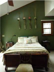 green bedroom walls best 25 green walls ideas on