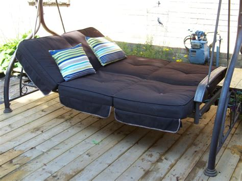 costco patio swing costco large patio swing daybed with canopy can