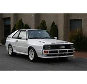 1985 Audi Sport Quattro  German Cars For Sale Blog