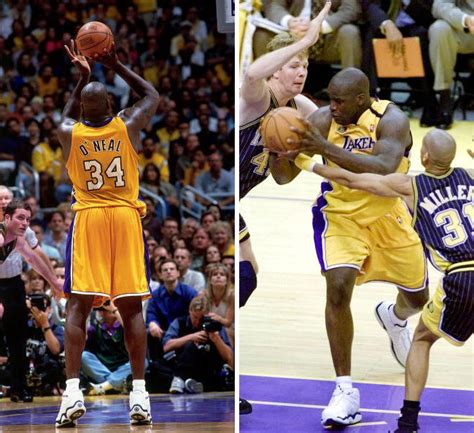 shaqs  greatest games   laker sole collector