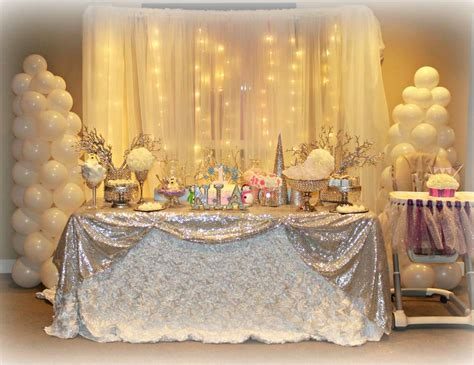 Party Themes Adults Winter | winter themed birthday party