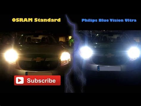 Autovision Xenon Bulb Carbon H11 12v 35w philips blue vision ultra h4 images