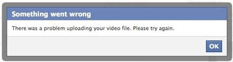 dvd format not supported error what s the best facebook supported video format for