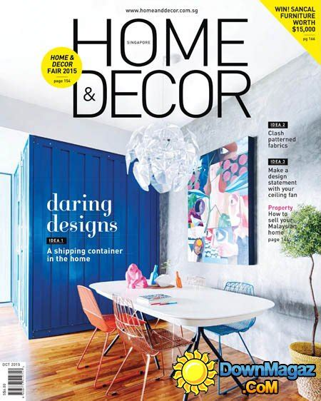 home decor magazine pdf home decor sg october 2015 187 download pdf magazines