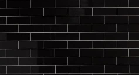 Bien Salle De Bain Noir Et Rose #1: carrelage-mural-basic-briquette-aero-en-faience-noir-10-x-30-cm.jpg