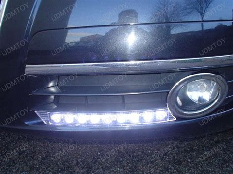 Drl Audi by Audi A6 Style Led Daytime Running Lights Led Day Lights