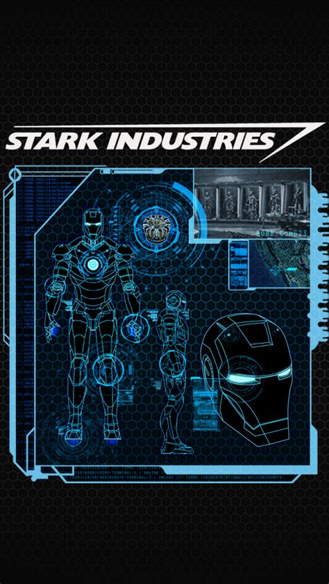 wallpaper iphone 5 jarvis stark industries iphone 5 wallpaper www imgkid com the