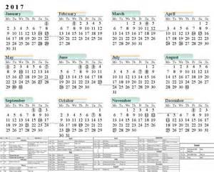 Kalendar Za 2018 Keyza Kalendar 2017