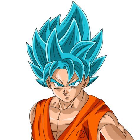 Imagenes Goku Azul | goku dios azul bynestorseco777 twitter