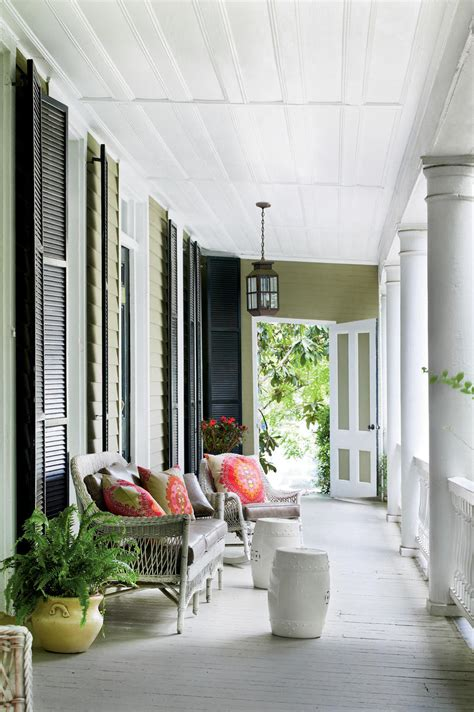 palm garden retreat coastal living southern living beach decorating ideas outdoor spaces southern living
