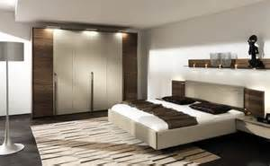 photo ambiance chambre marron