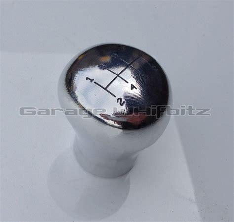 Billet Gear Knob by Garage Whifbitz 6 Speed Billet Aluminium Supra Gear Knob